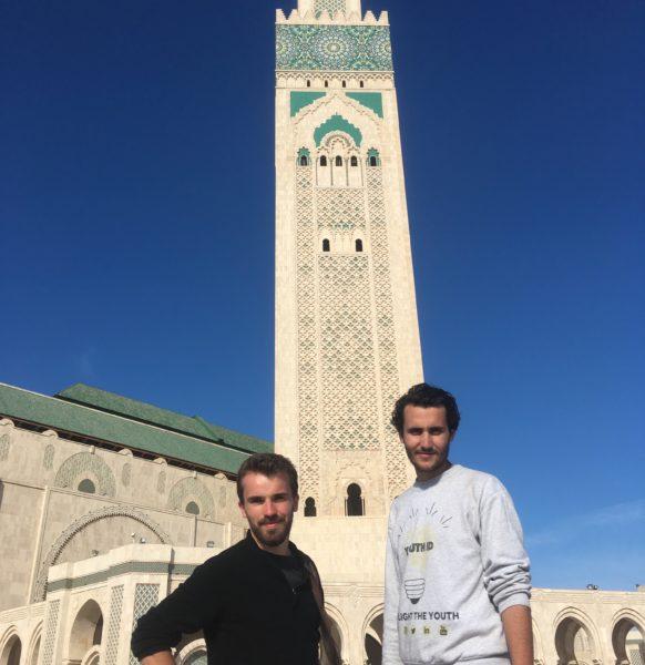 Casablanca mosquee
