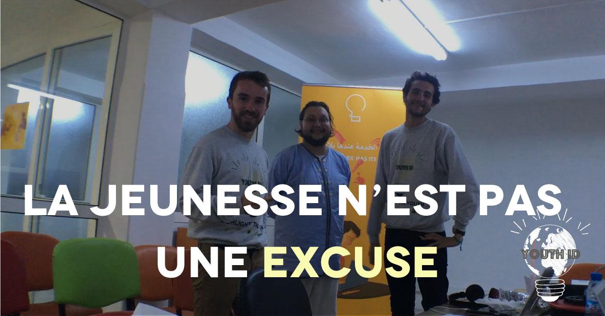 Adnane Addioui (32 ans),»La jeunesse n'est pas une excuse», entrepreneuriat social