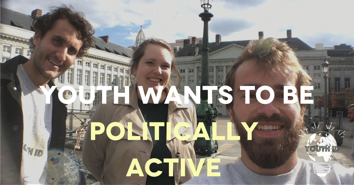 "Leonie Martin (26 yo) – ""youth wants to be politically active"", politic"