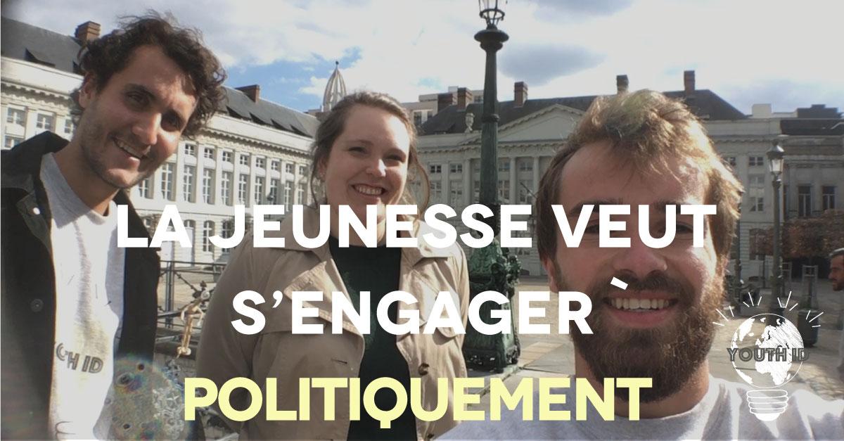 Leonie Martin (26 ans), «La jeunesse veut s'engager politiquement», Politique