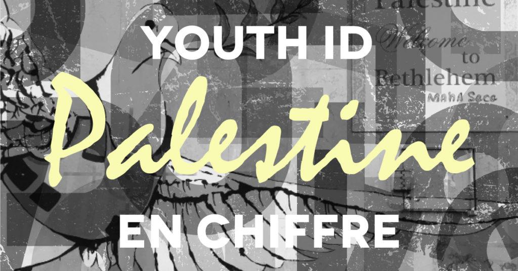 Youth ID en chiffres pour la Palestine