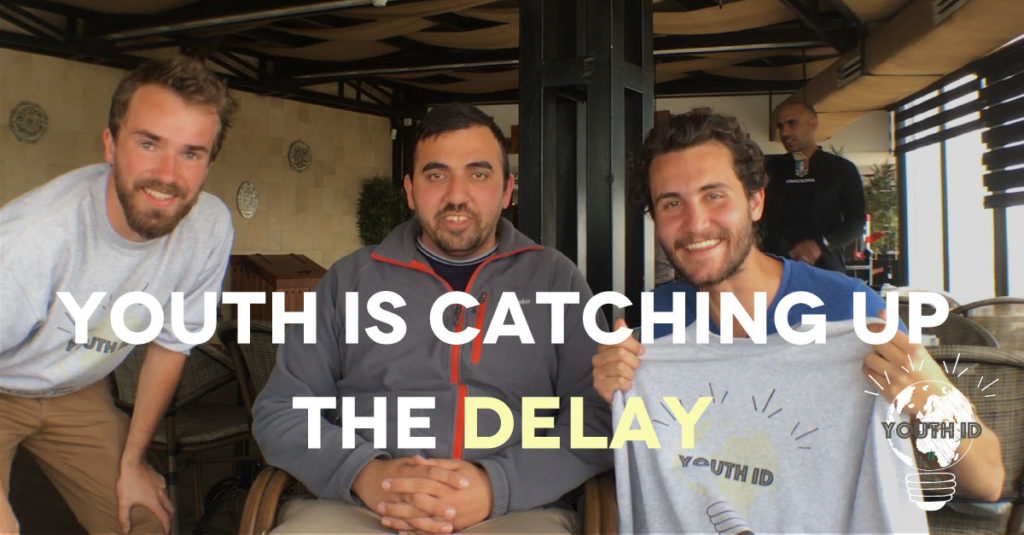 """Youth is catching up the delay"", Malek Abualfailat"