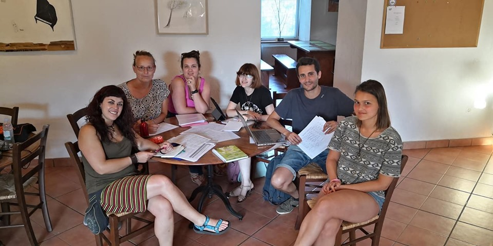 Atelier préparatoire Croatie
