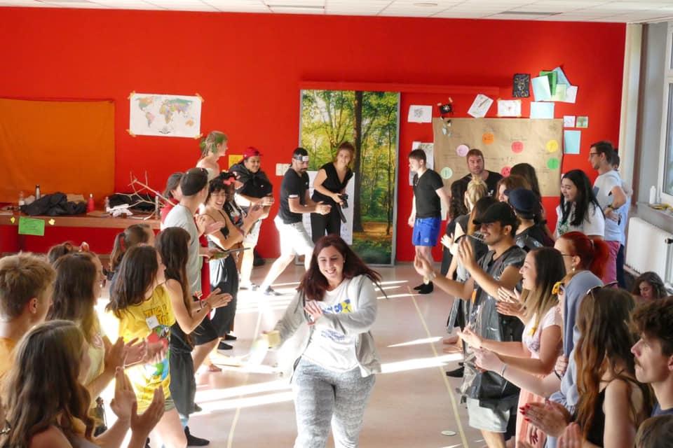 «Le youth exchange : l'école de la vie» – Lilia, 19 ans